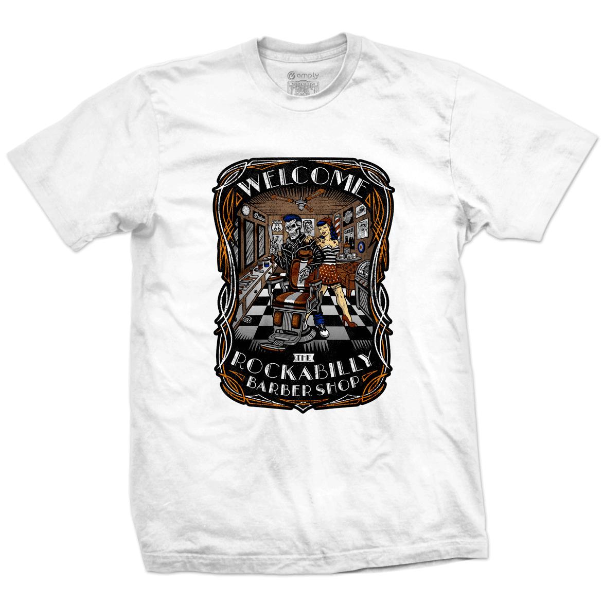 Camiseta Barber Shop