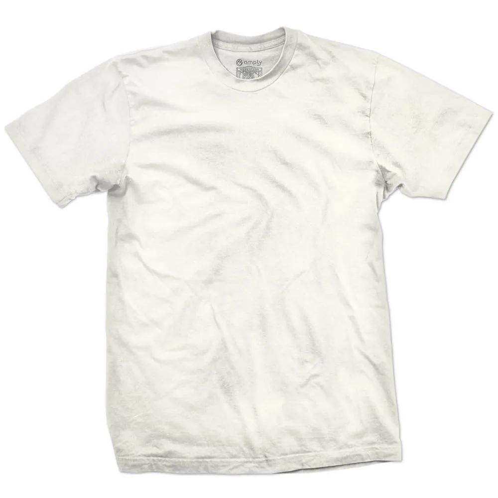 Camiseta Básica Off White