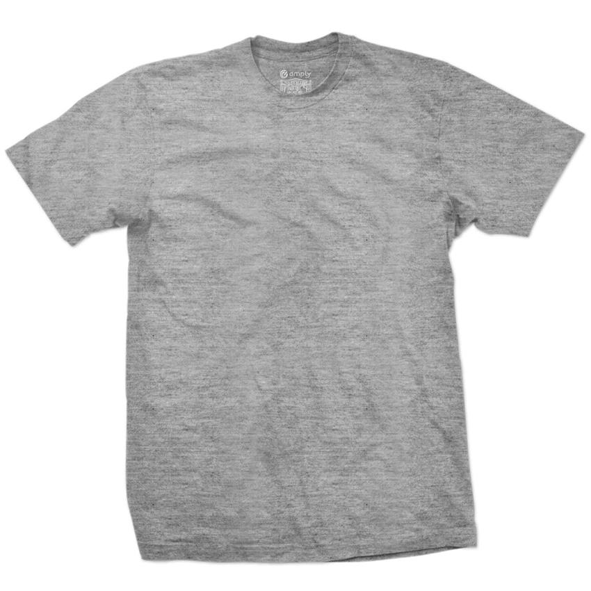 Camiseta Básica Regular Mescla
