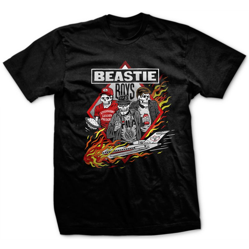Camiseta Beastie Boys