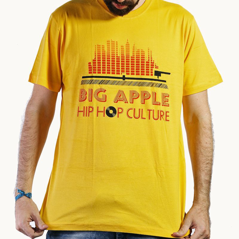 Camiseta Big Apple