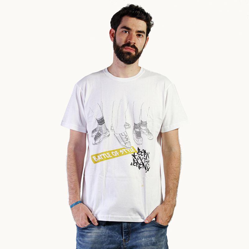 Camiseta Born in the Bronx