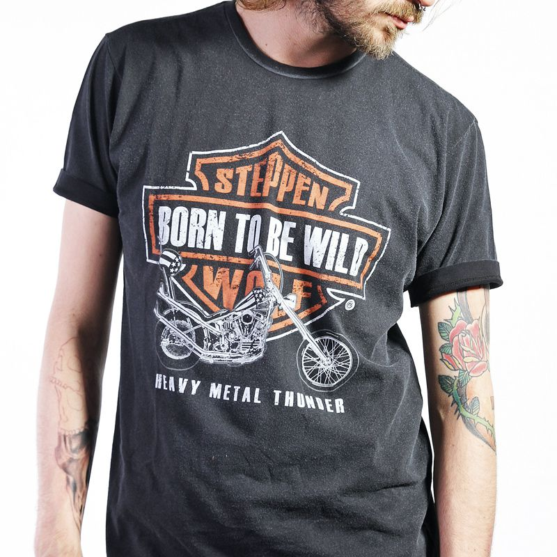 Camiseta Born To Be Wild