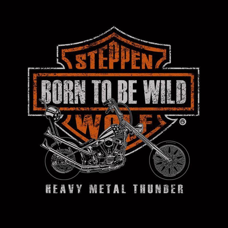 Camiseta Born To Be Wild