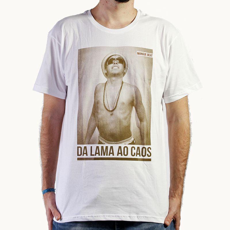 Camiseta Chico Science