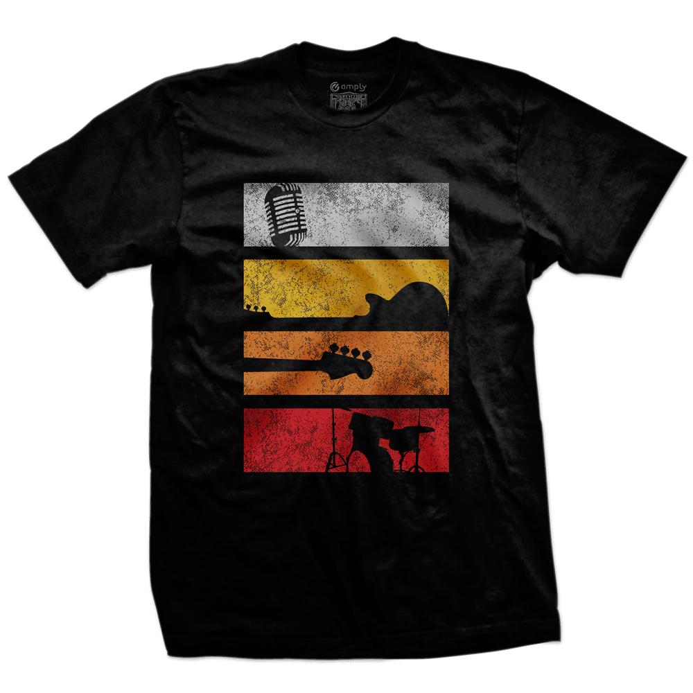 Camiseta Classic Rock
