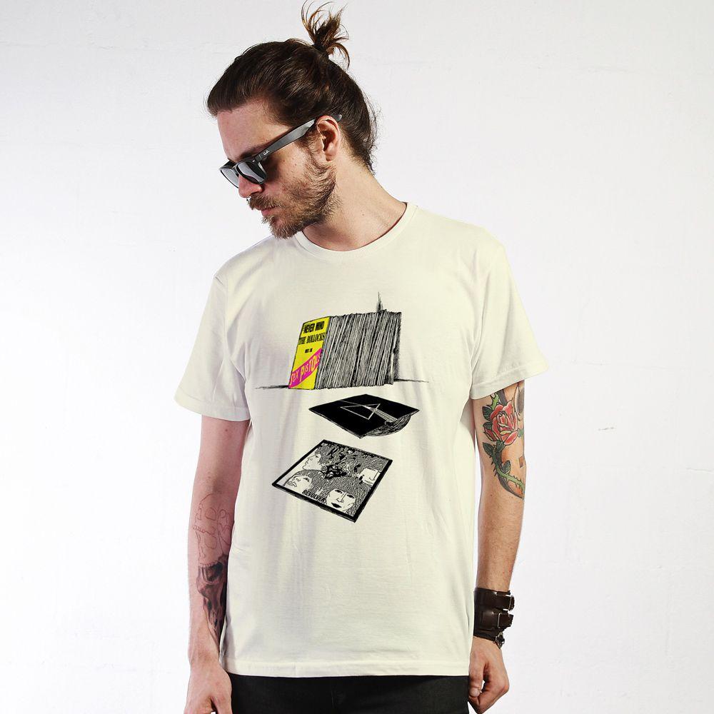 Camiseta Classic Vinyls