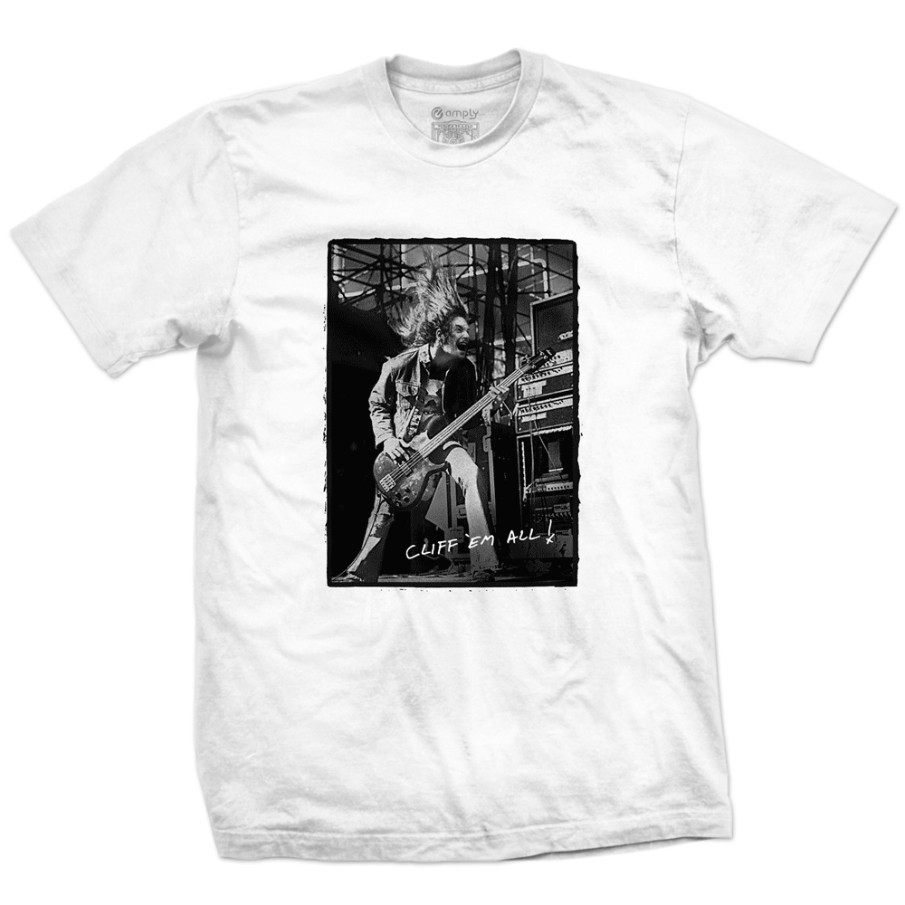 Camiseta Cliff