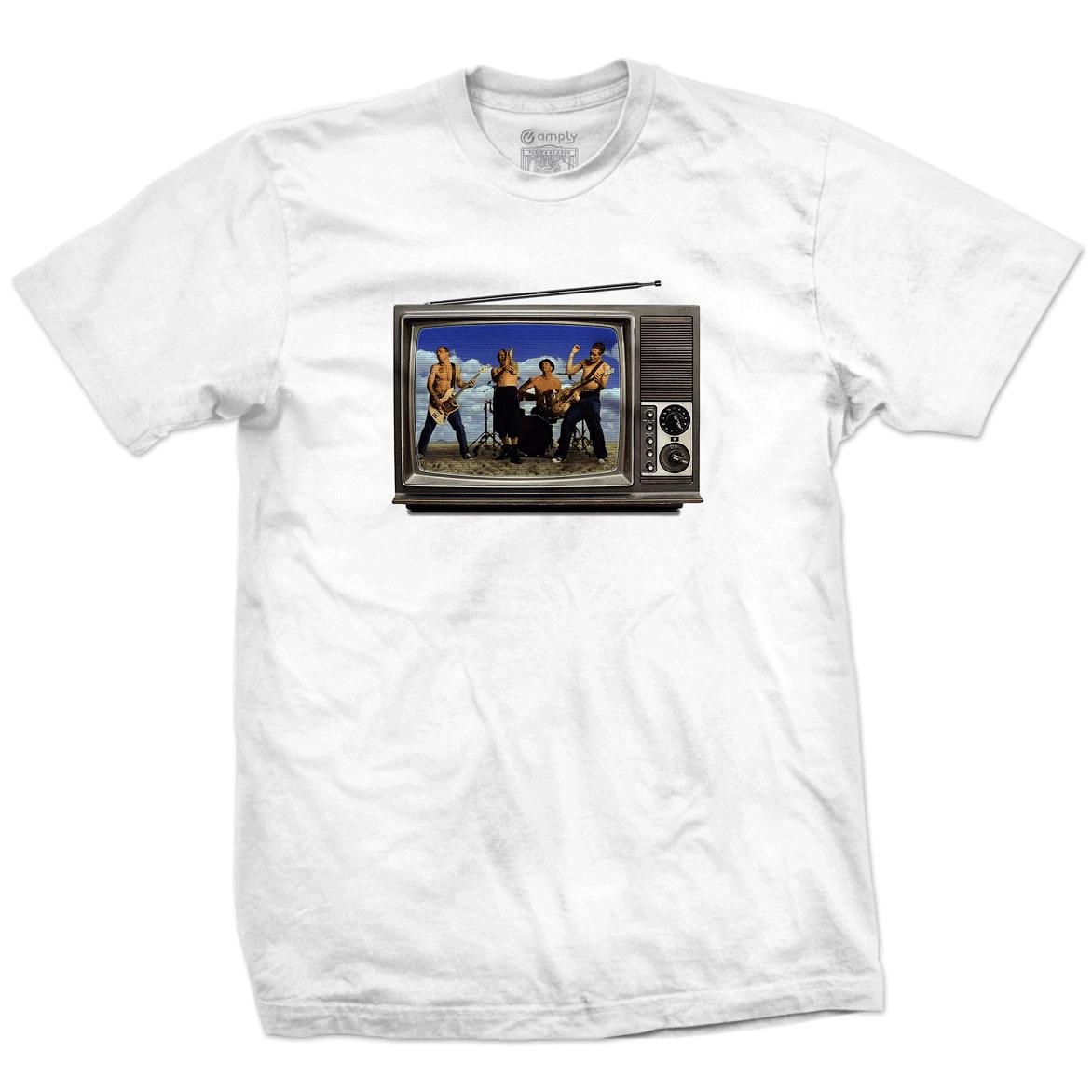 Camiseta Clipe Californication
