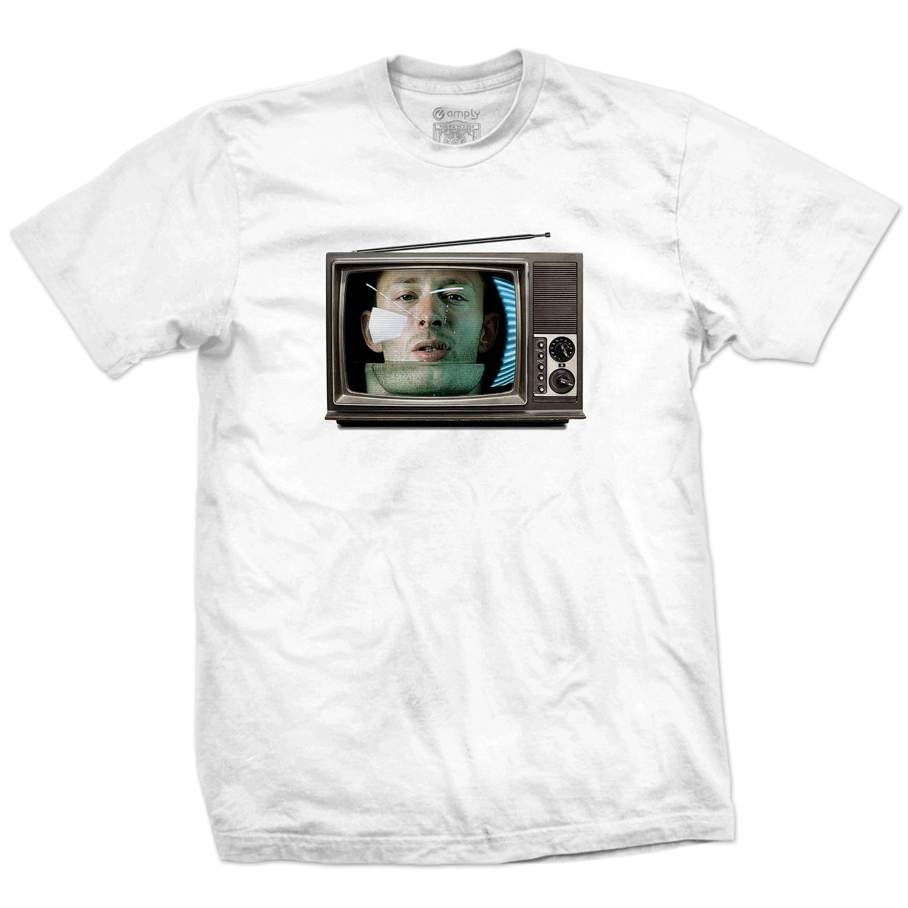 Camiseta Clipe No Surprises
