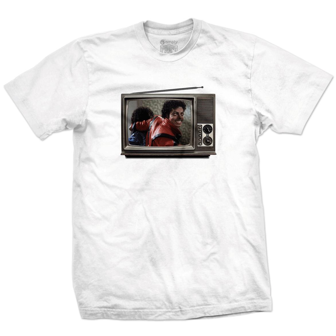 Camiseta Clipe Thriller