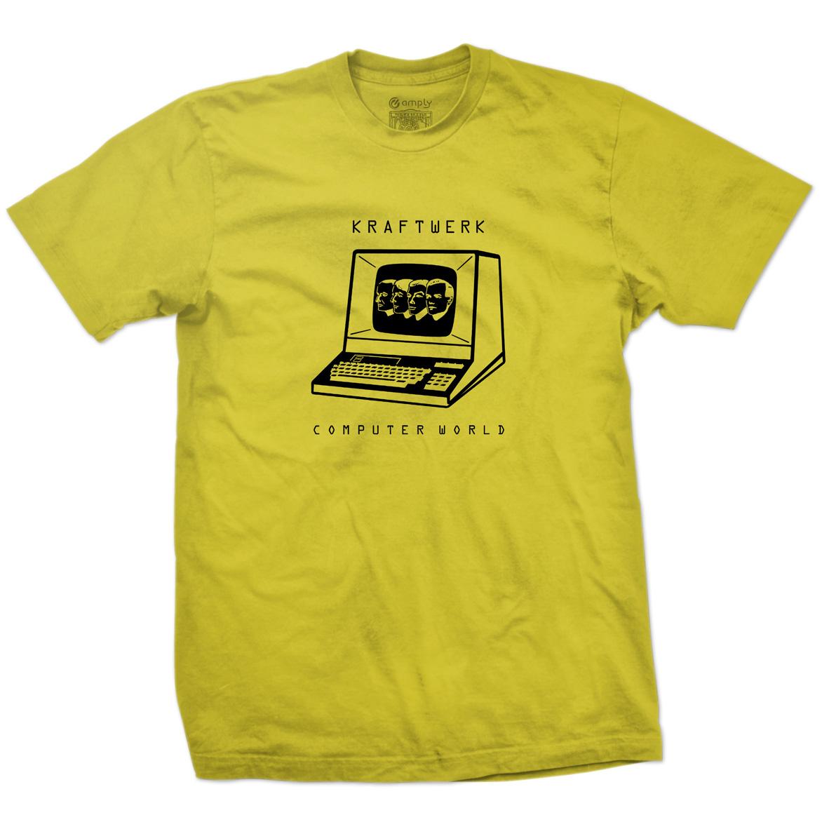 Camiseta Computer World