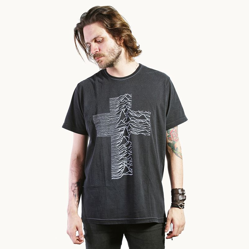 Camiseta Cross Joy Division