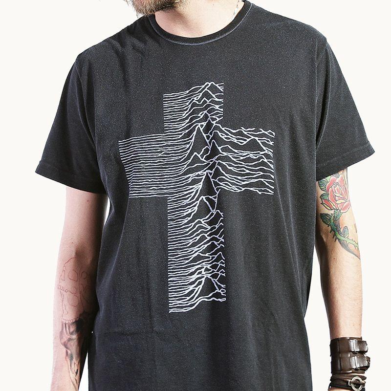 Camiseta Cross Joy Division