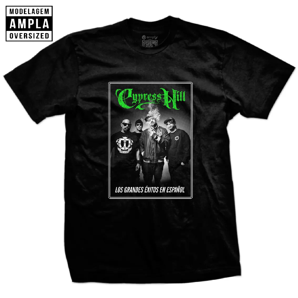 Camiseta Cypress Hill