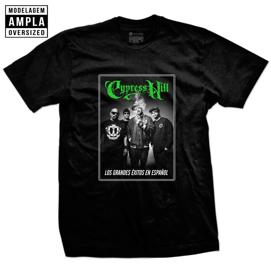 Camiseta Cypress Hill