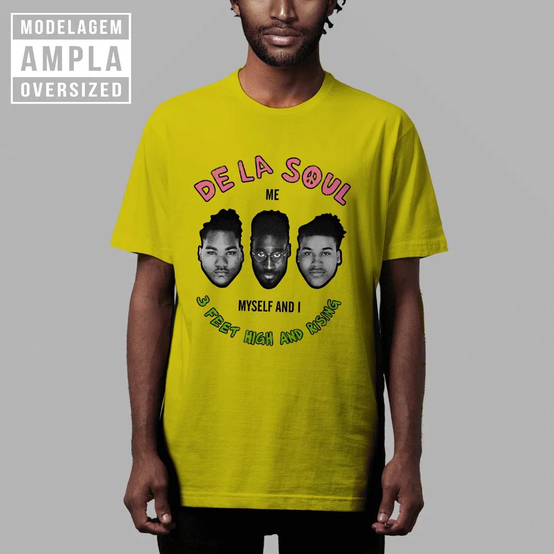 Camiseta De La Soul