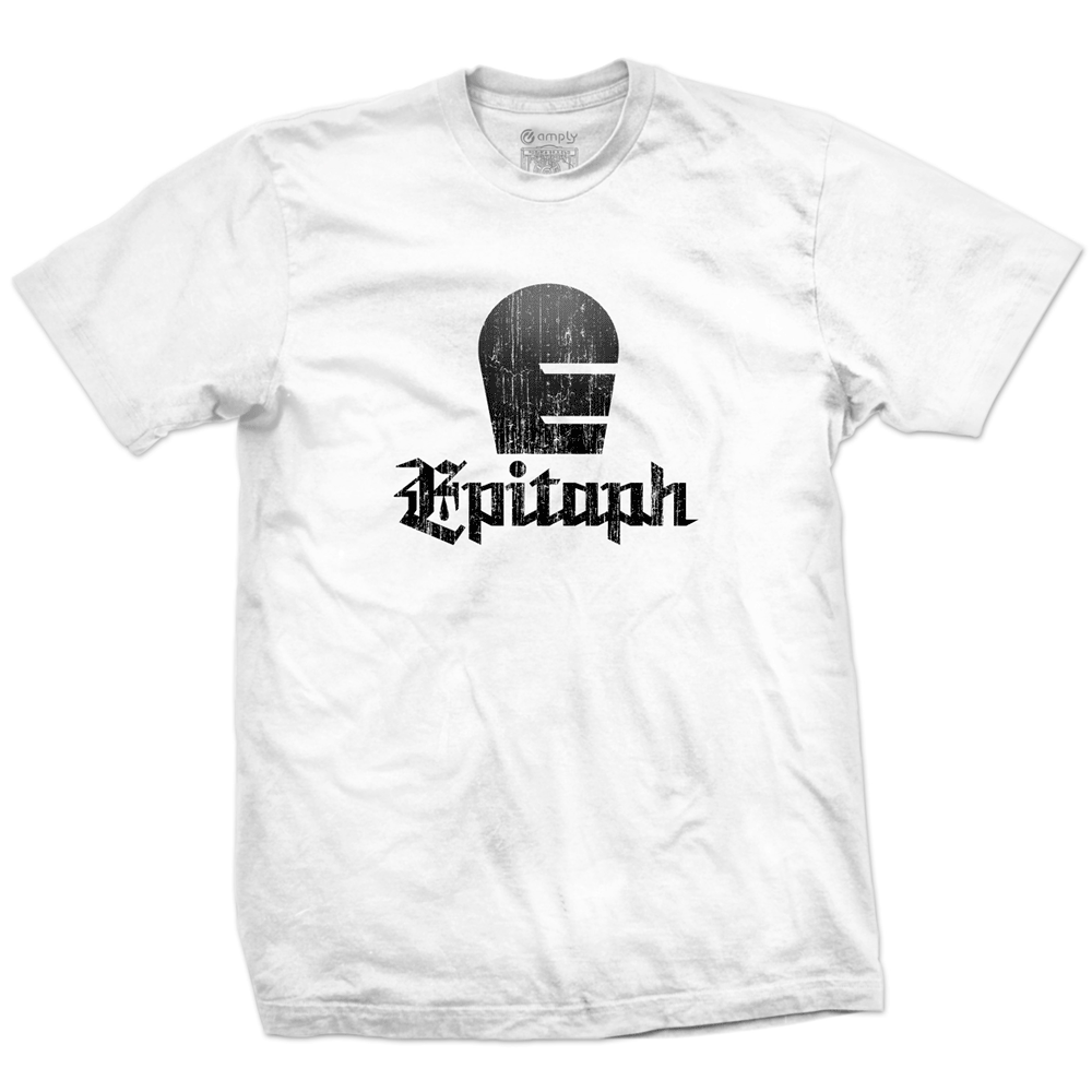 Camiseta Epitaph