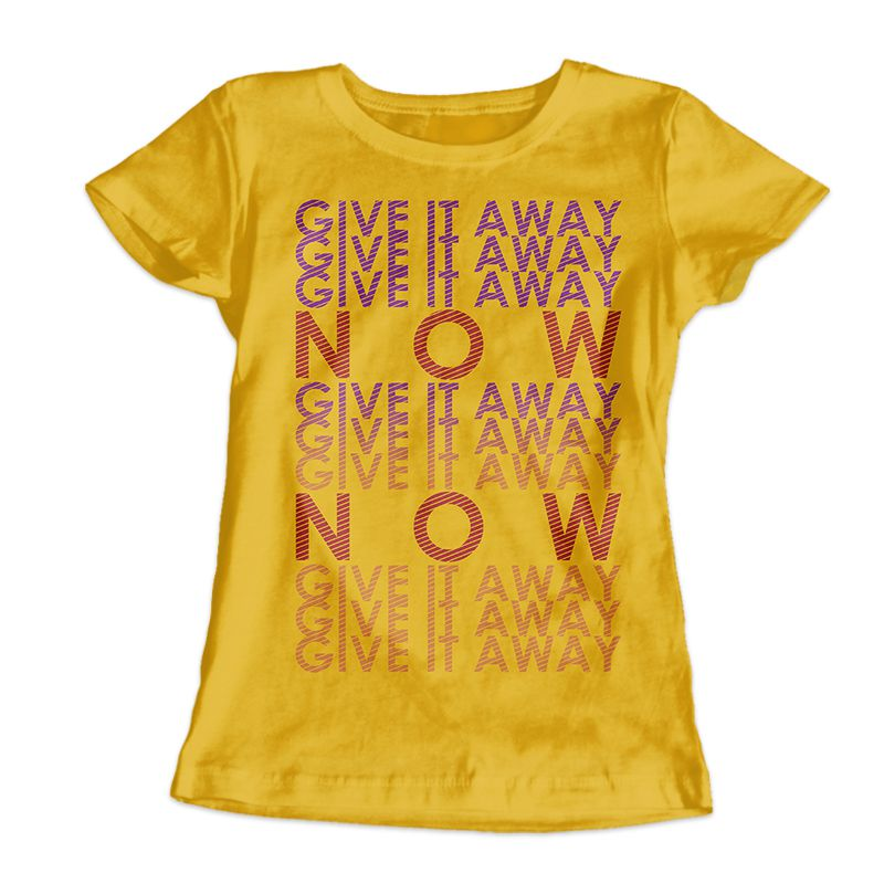 Camiseta Feminina Give it Away