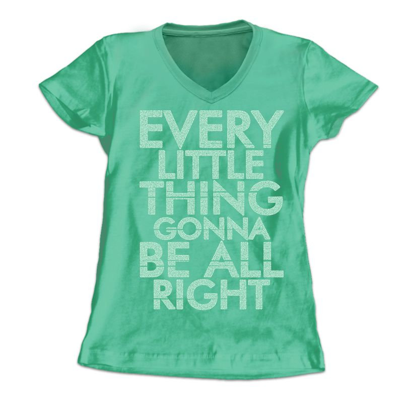 Camiseta Feminina Gonna Be Alright