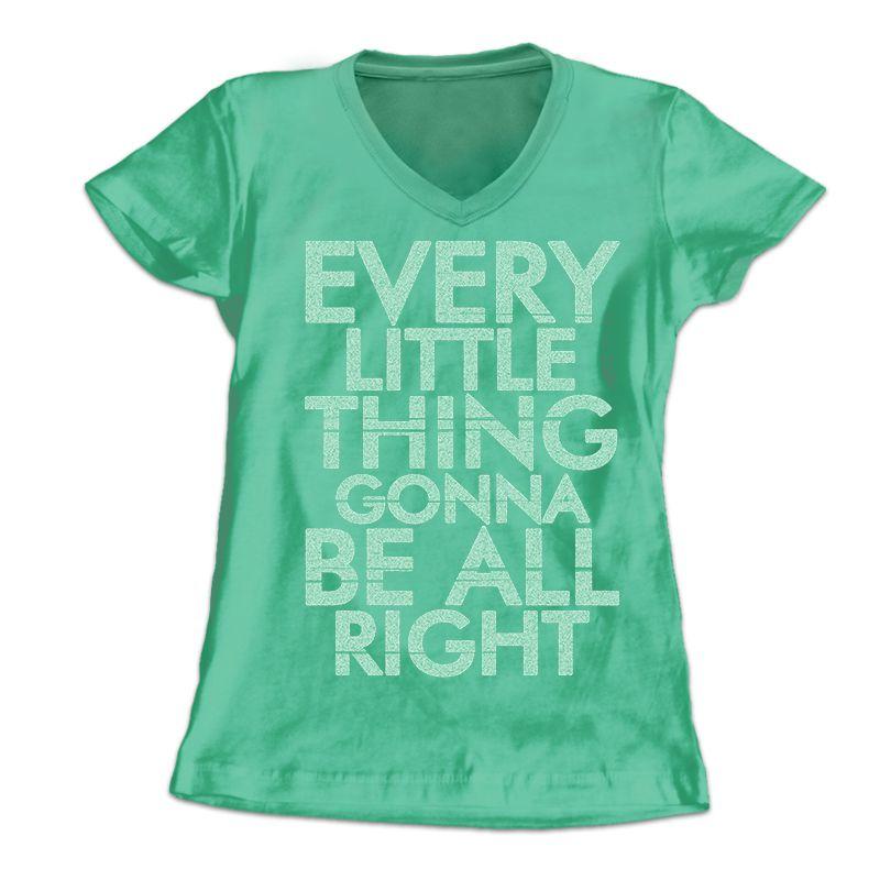 Camiseta Feminina Gonna Be Alright