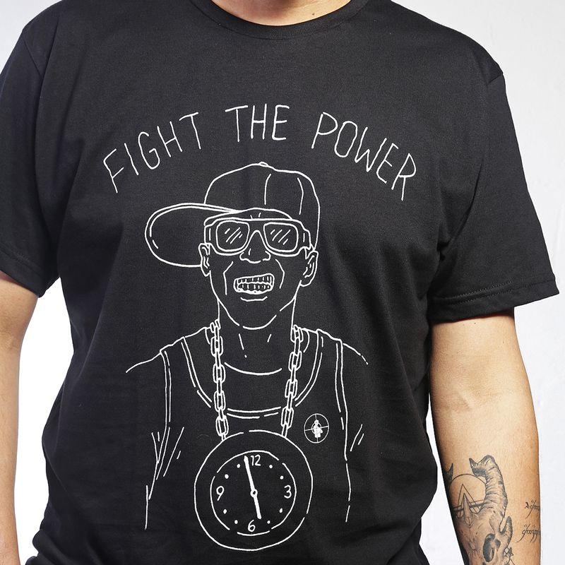 Camiseta Fight The Power