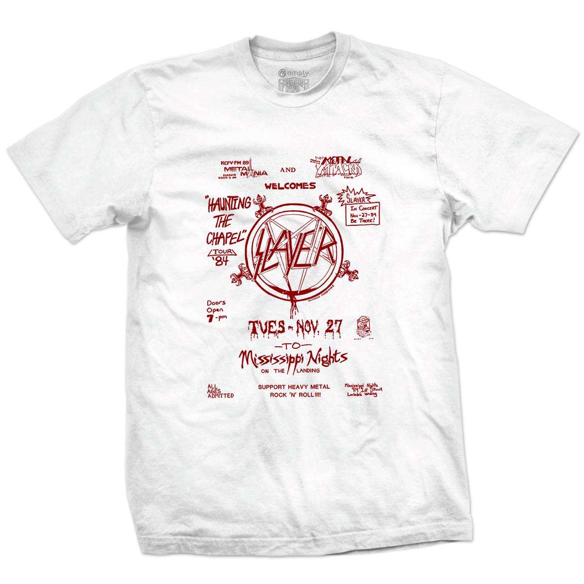 Camiseta Flyer Slayer
