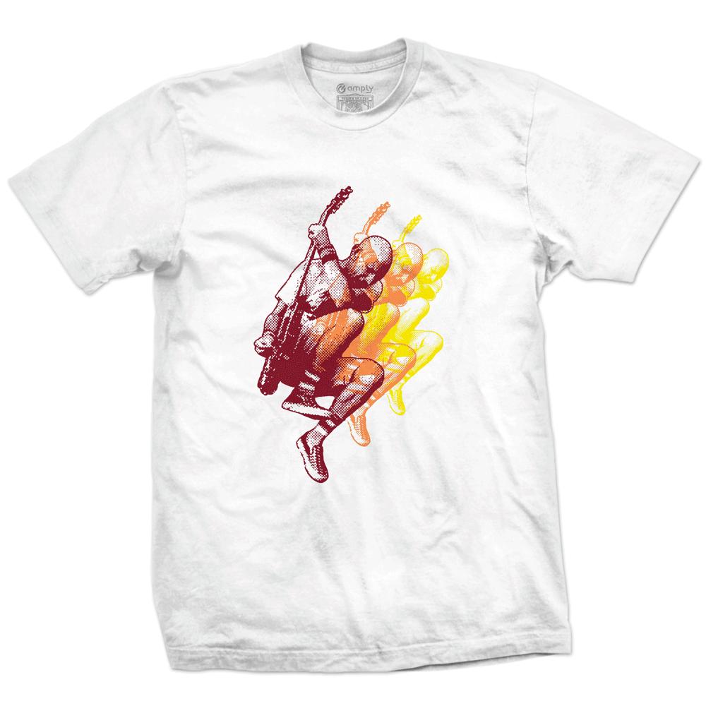 Camiseta Flying Guitar