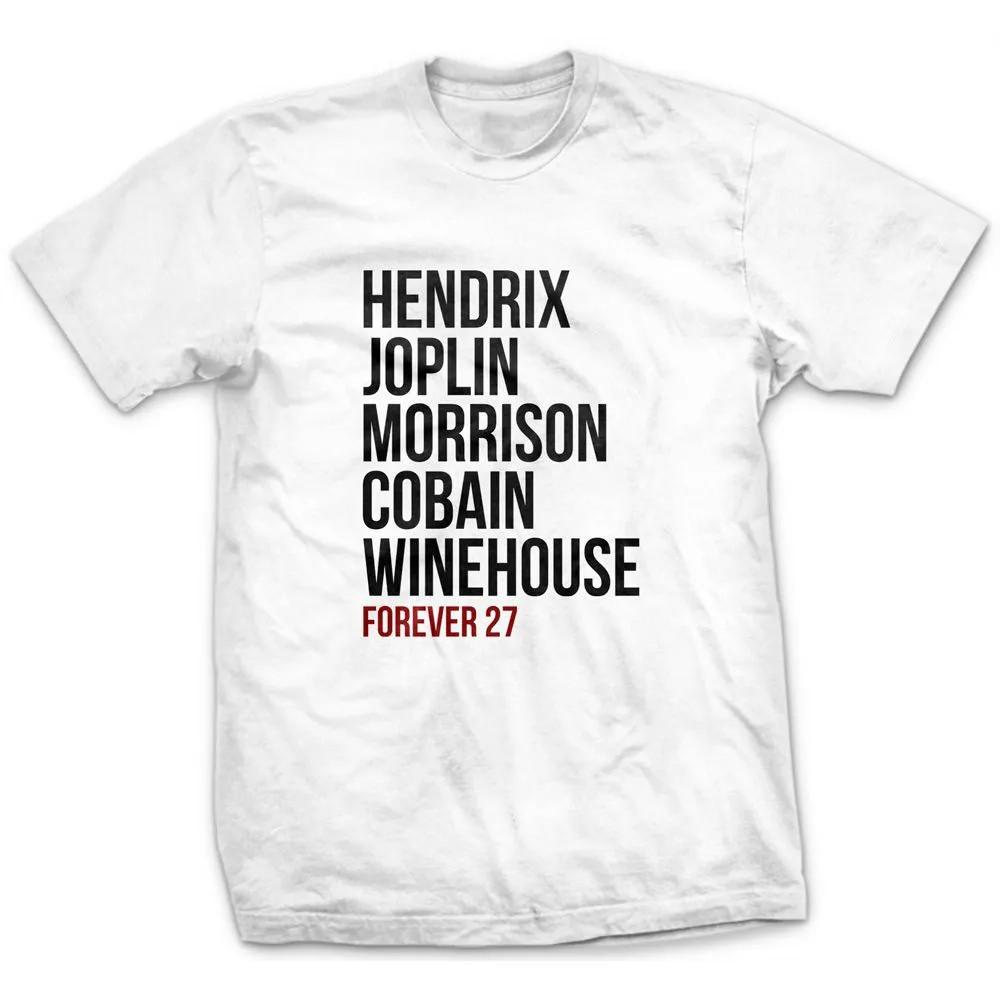 Camiseta Forever 27 BR