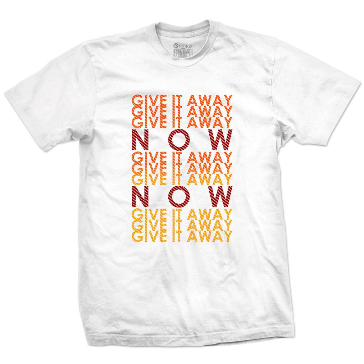 Camiseta Give it Away