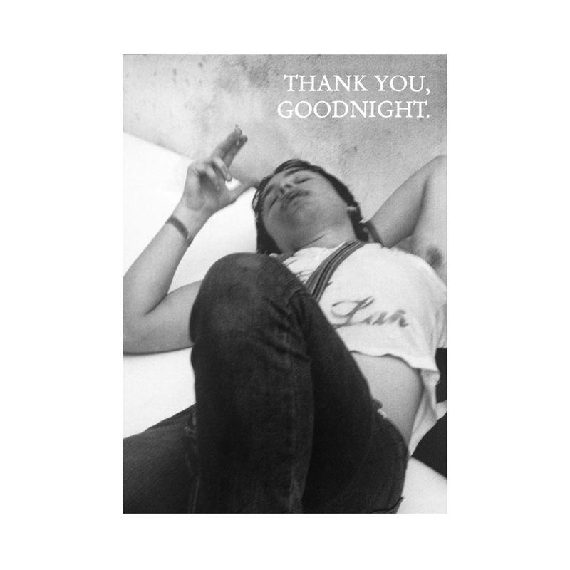 Camiseta Goodnight