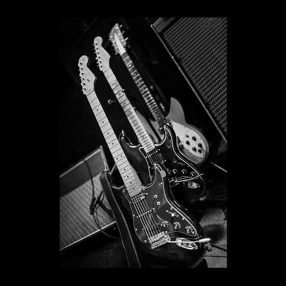 Camiseta  Guitars