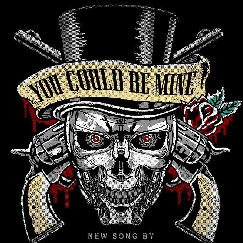 Camiseta Guns n' Roses - You Could Be Mine