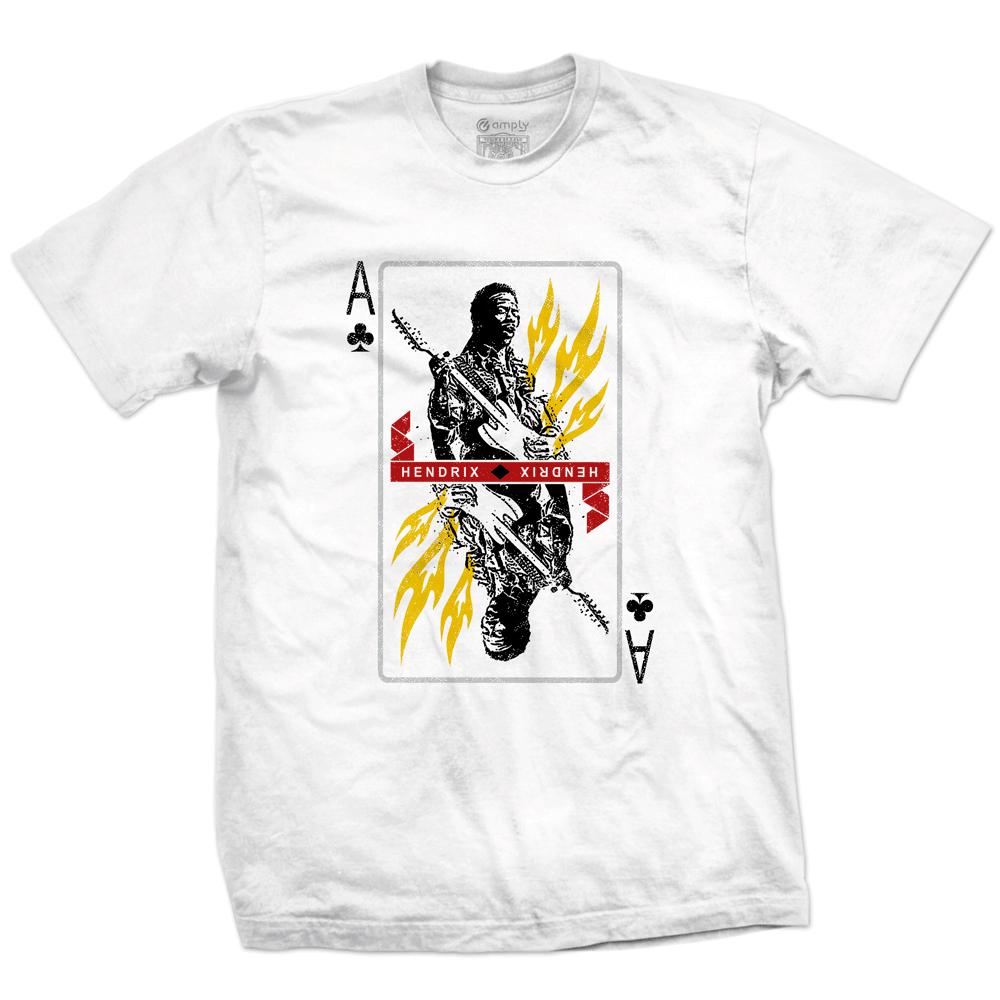 Camiseta Carta Hendrix
