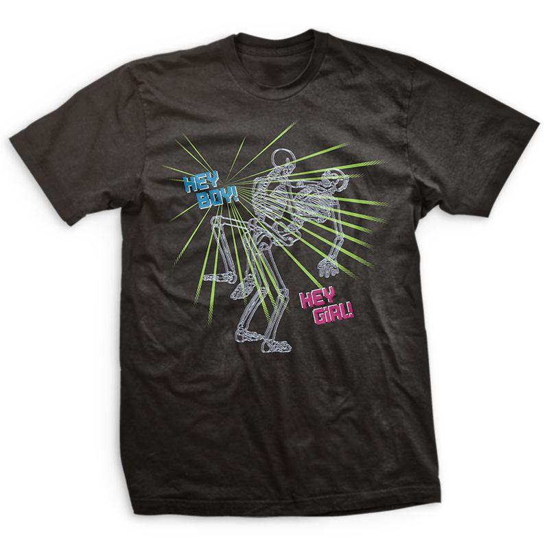Camiseta Hey Boy, Hey Girl