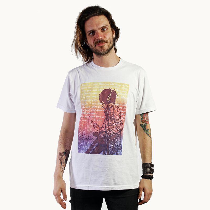 Camiseta Hey Joe