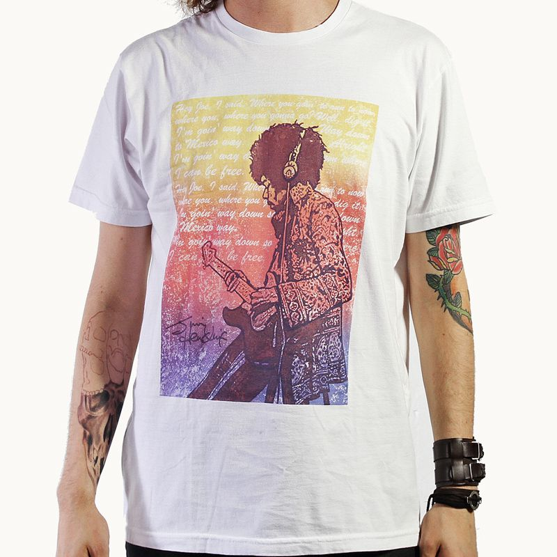 Camiseta Hey Joe