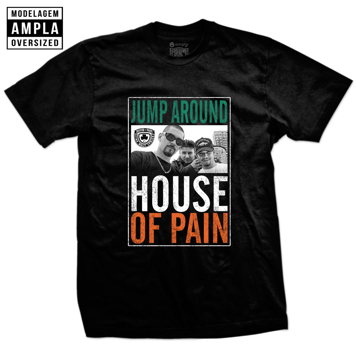 Camiseta House of Pain