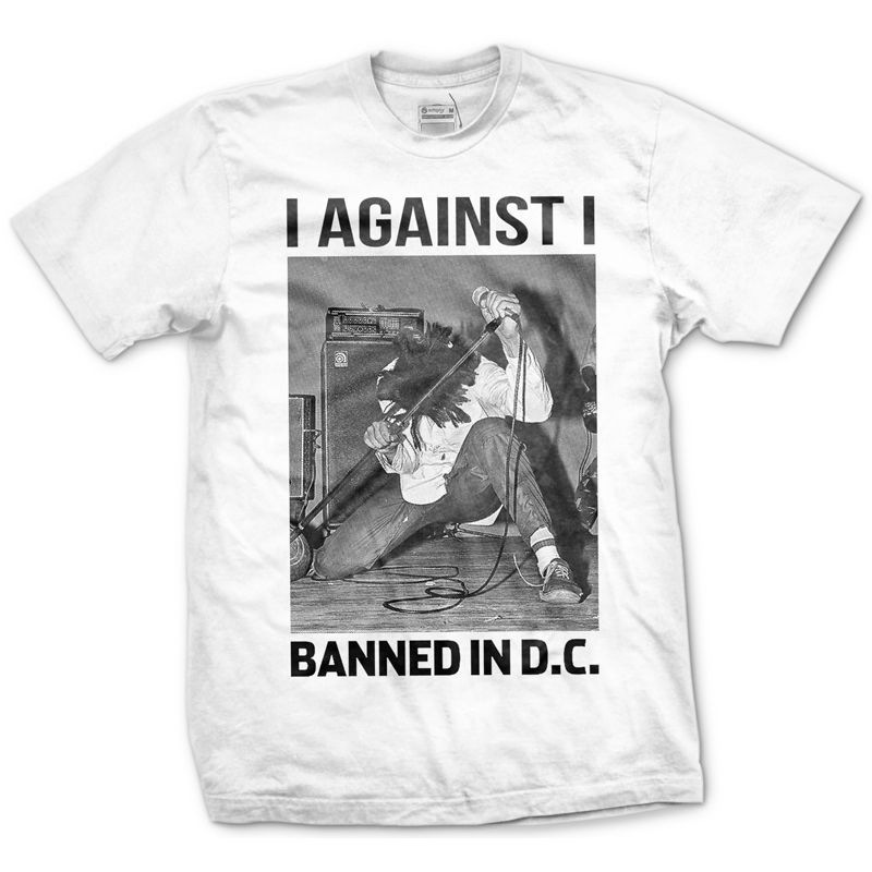 Camiseta I Against I
