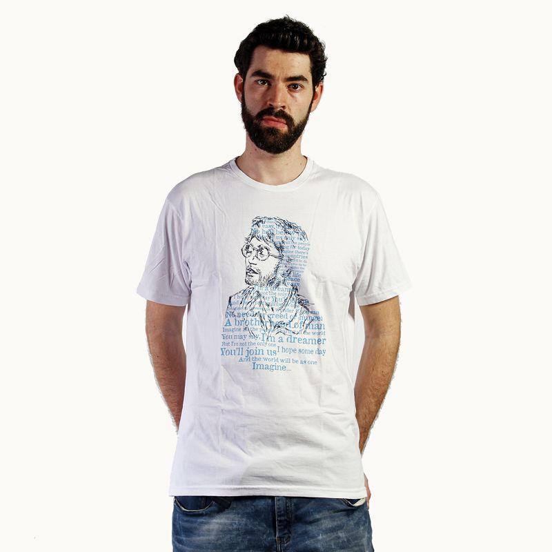 Camiseta Imagine