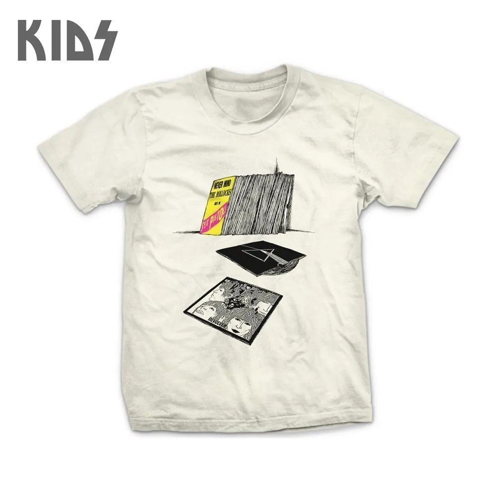 Camiseta Classic Vinyls Infantil