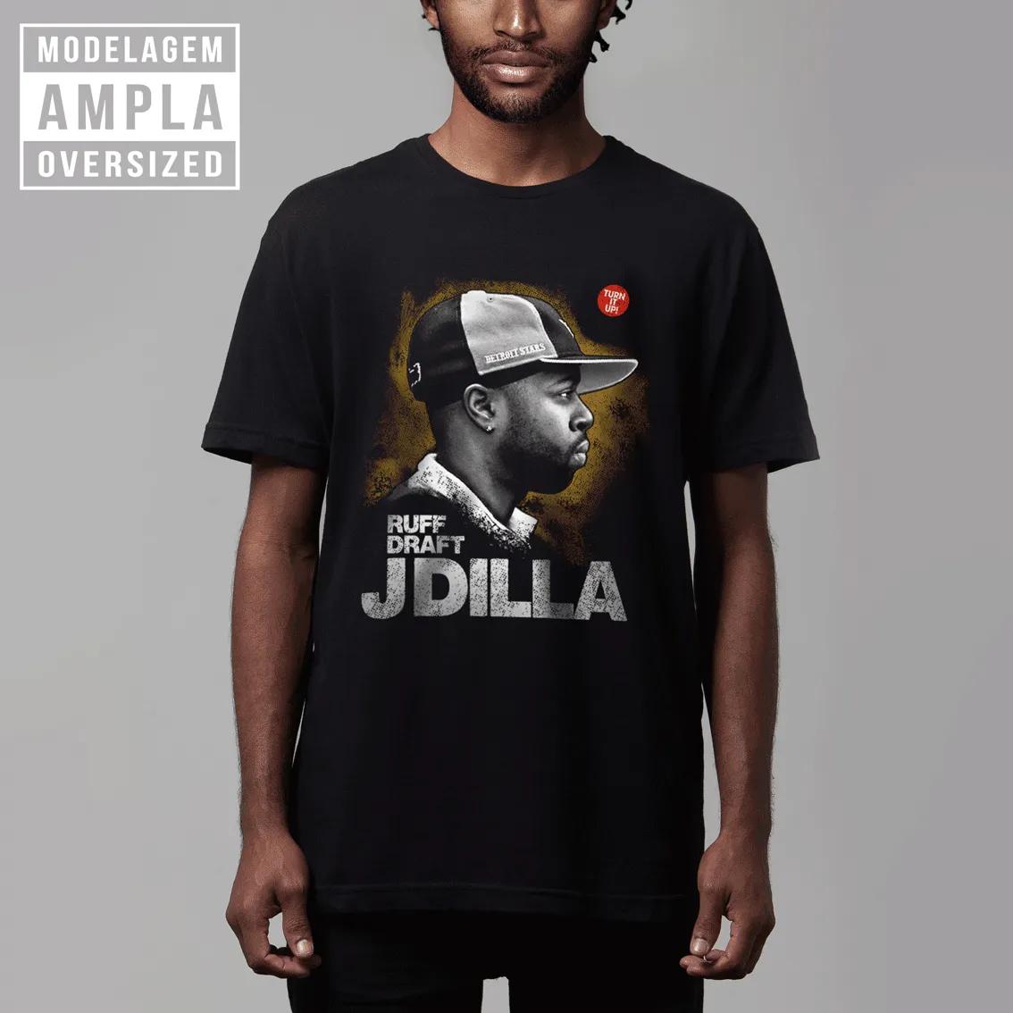 Camiseta J Dilla