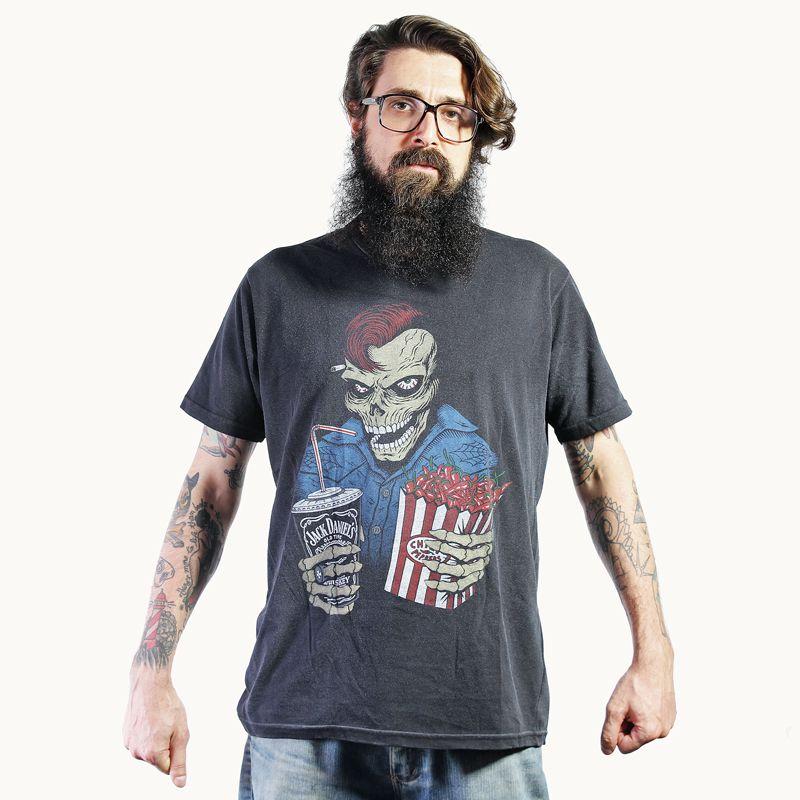 Camiseta Jack and Chilli
