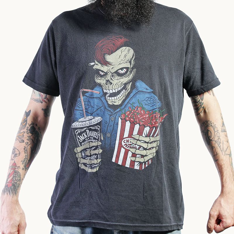 Camiseta Jack and Chilli