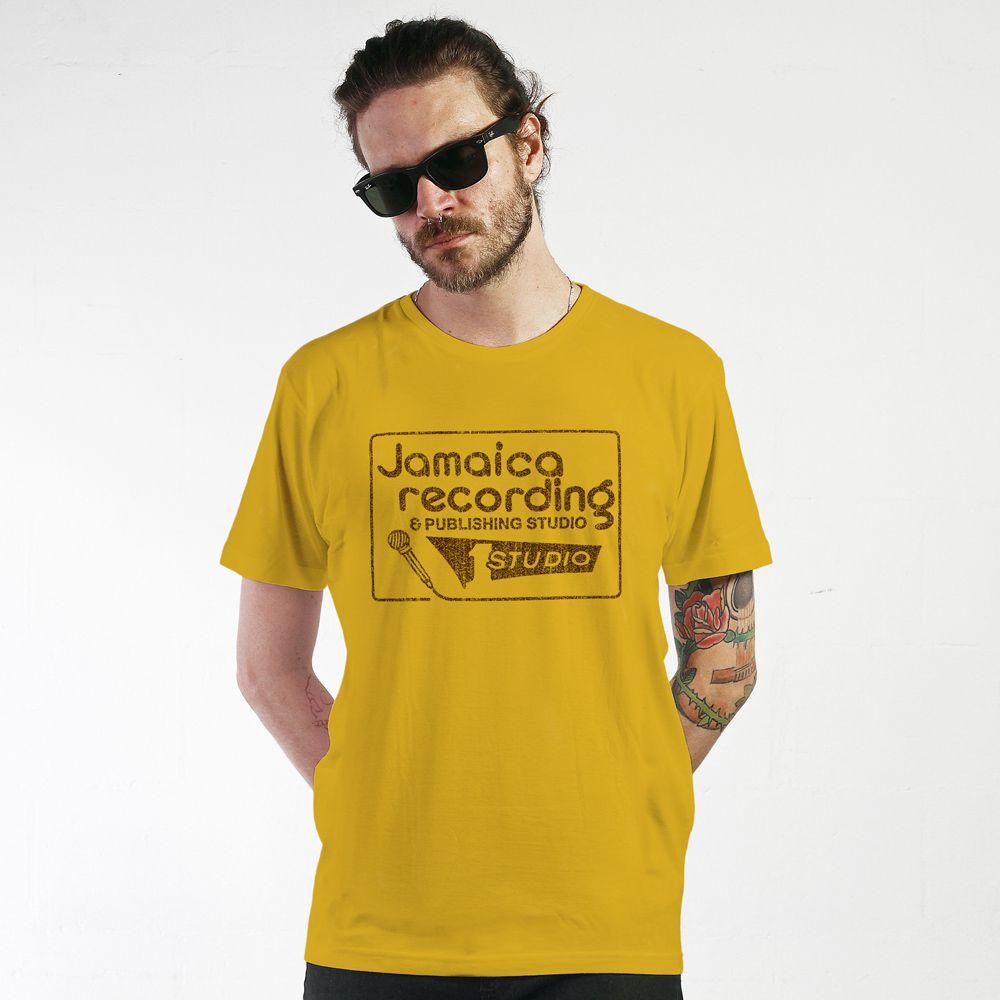 Camiseta Jamaica Recording
