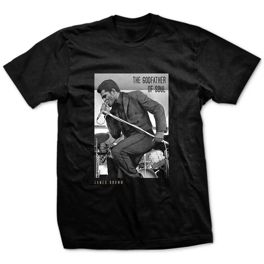 Camiseta James Brown