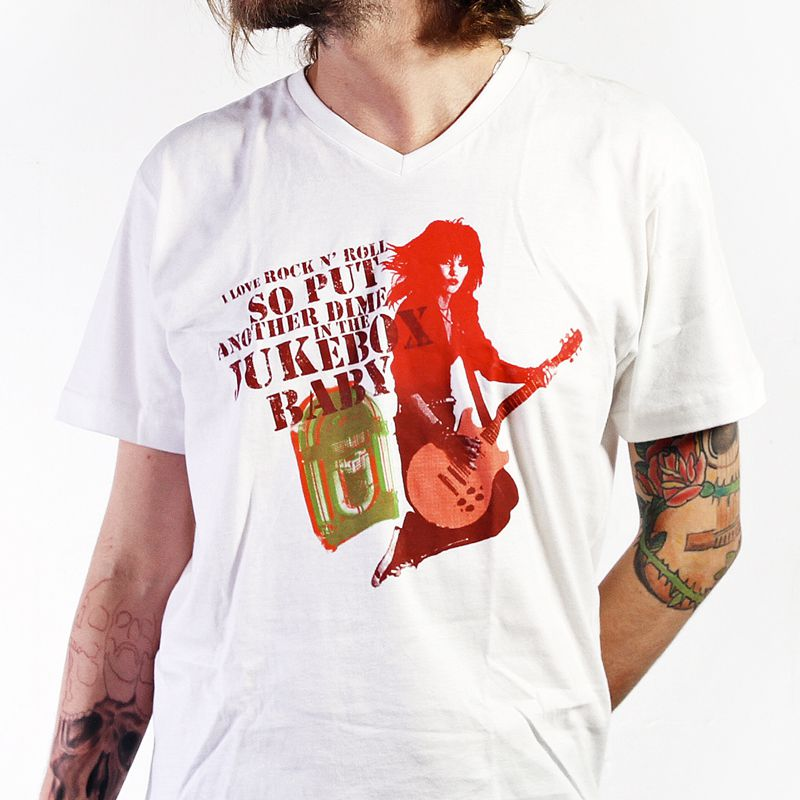 Camiseta Joan Jett