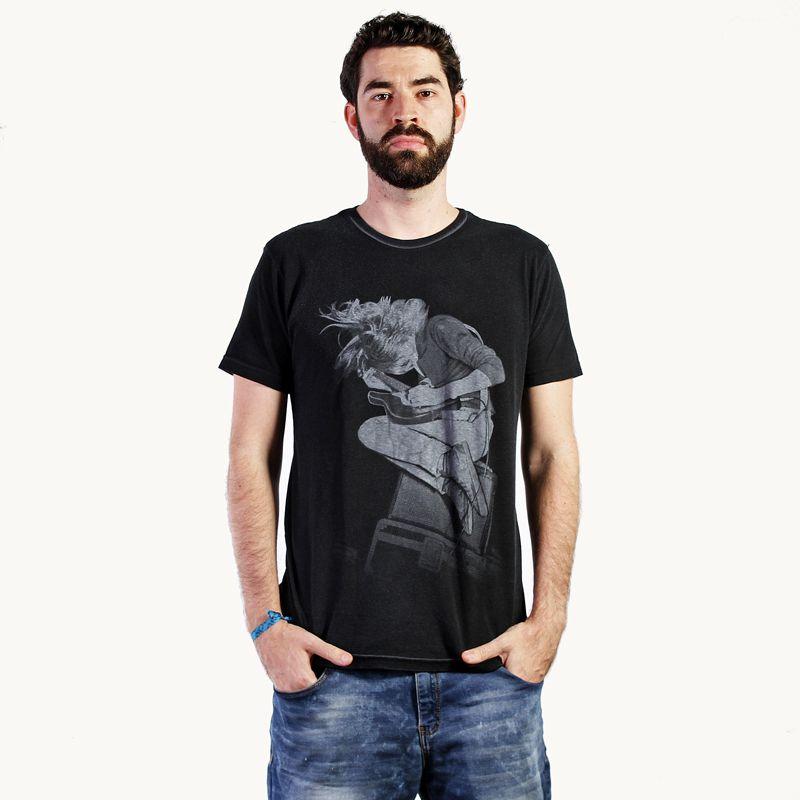 Camiseta Jump Est. Branca