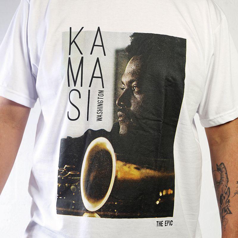 Camiseta Kamasi Washington
