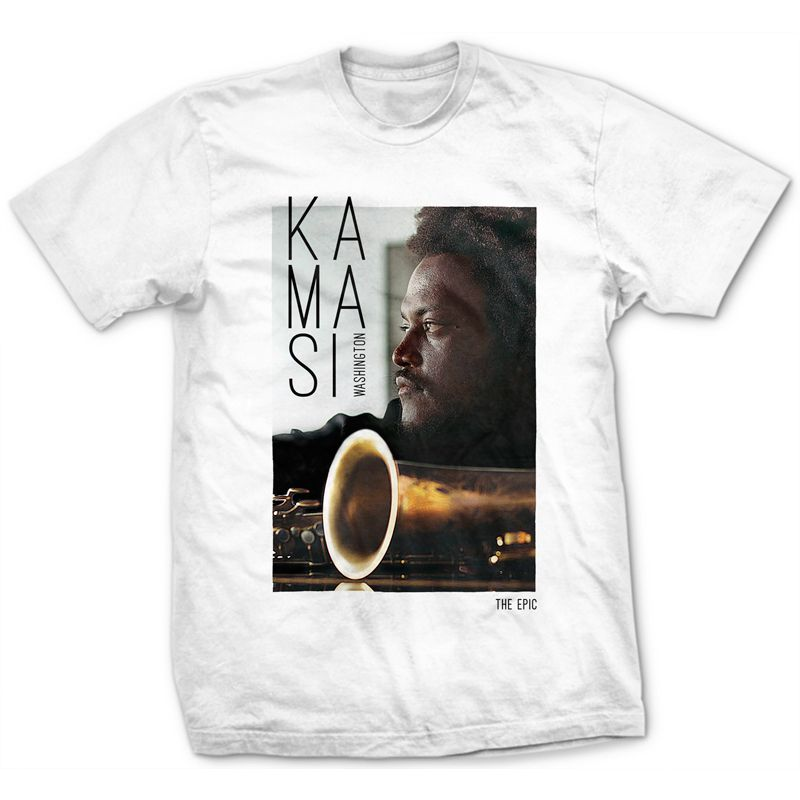 Camiseta Kamasi Washington